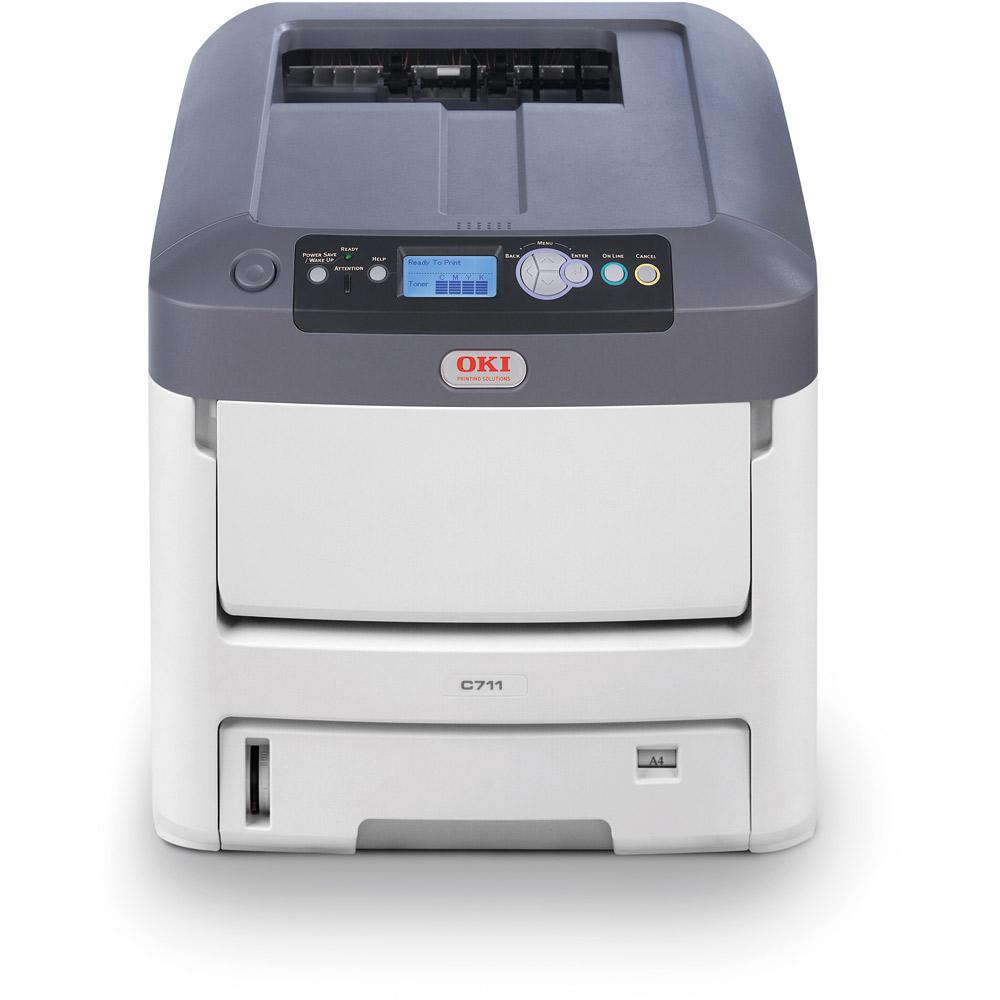 stampante Oki C711